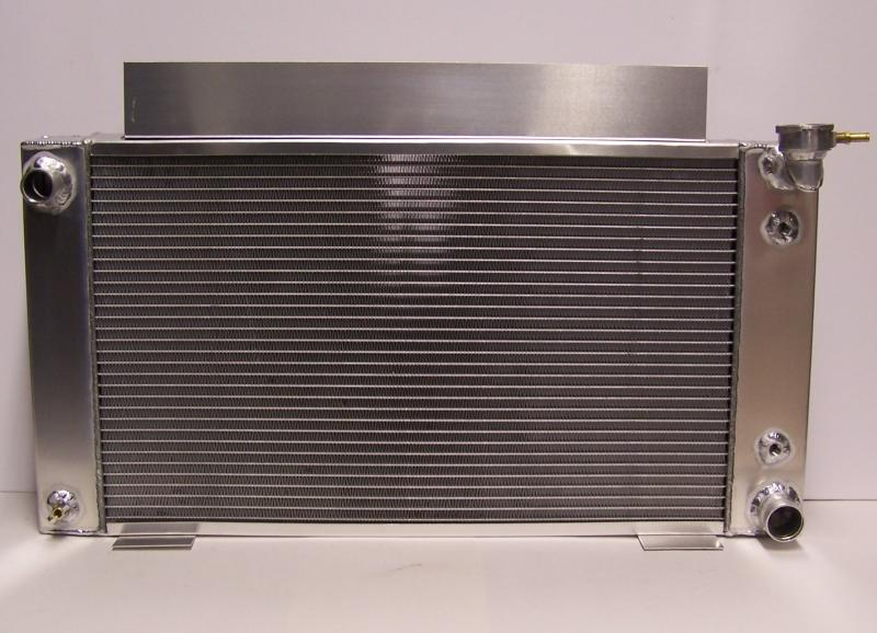 This A Superior Radiator Made V 8 S10 Conversion Fits Under The Core Support Giving You More Motor Clearance We Have Ben Building Sence